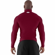Under Armour ColdGear EVO Mock Long Sleeve Compression Top - Men's