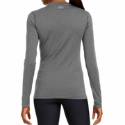 Under Armour ColdGear Fitted Long Sleeve Crew Base Layer  - Women's