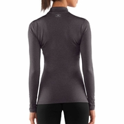 Under Armour ColdGear Fitted Long Sleeve Mock Base Layer - Women's
