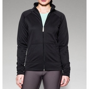 Under Armour Craze Knit Warm Up Jacket - Women's