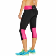 Under Armour Fly-By Compression Capri Running Tight - Women's