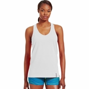 Under Armour Fly-By Stretch Mesh Running Tank - Women's