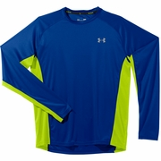 Under Armour HeatGear Flyweight Long Sleeve Running Shirt - Men's