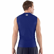 Under Armour HeatGear Sonic Fitted Sleeveless Workout Shirt - Men's