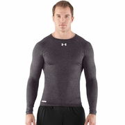 Under Armour HeatGear Sonic Long Sleeve Compression Top - Men's