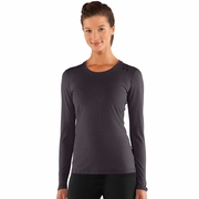 Under Armour HeatGear Sonic Long Sleeve Workout Shirt - Women's