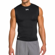 Under Armour HeatGear Sonic Sleeveless Compression Top - Men's