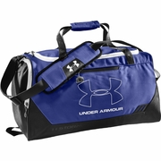 Under Armour Hustle Storm Small Duffel Bag