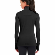 Under Armour Qualifier Knit 1/4 Zip Running Top - Women's