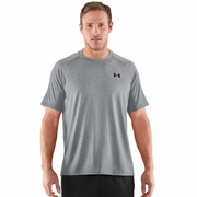 Under Armour Tech Short Sleeve Workout Shirt - Men's