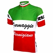 World Jerseys Formaggio Italia Cycling Jersey - Men's