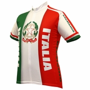 World Jerseys Italia Cycling Jersey - Men's