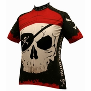 World Jerseys One Eyed Willy Pirate Cycling Jersey - Men's