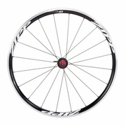 Zipp 101 Clincher Rear Bicycle Wheel - Classic White