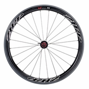 Zipp 303 Firecrest Carbon Clincher Rear Bicycle Wheel - Beyond Black