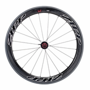 Zipp 404 Firecrest Carbon Clincher Rear Bicycle Wheel - Beyond Black