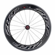 Zipp 808 Firecrest Carbon Clincher Rear Bicycle Wheel - Beyond Black