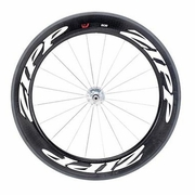 Zipp 808 Firecrest Track Tubular Front Bicycle Wheel - Classic White