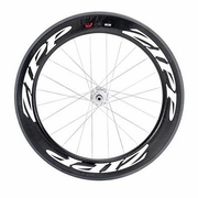 Zipp 808 Firecrest Track Tubular Rear Bicycle Wheel - Classic White