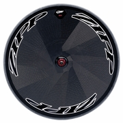 Zipp 840 Disc Tubular Rear Bicycle Wheel - Beyond Black