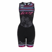 Zoot Sports Performance Team Back Zip Triathlon Suit - Women's