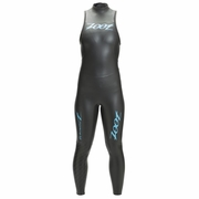 Zoot Sports Z Force 1.0 Sleeveless Triathlon Wetsuit - Women's