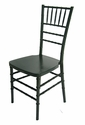 1000 lb. MAX Charcoal Gray Resin Chiavari Chair [RB-700K-RESIN-CHARCOAL-GRAY-CSP]
