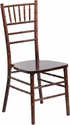Hercules Series Fruitwood Chiavari Chair [XS-FRUIT-GG]