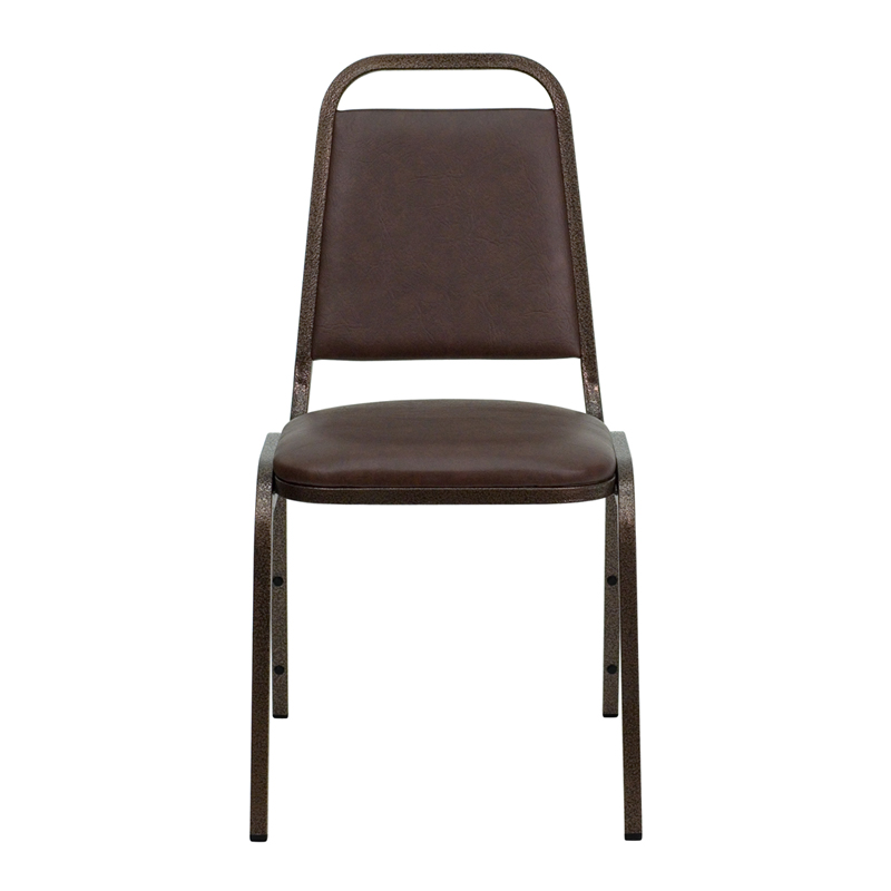 HERCULES Series Trapezoidal Back Stacking Banquet Chair in ...
