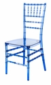 Mirage Cobalt Blue Chiavari Polycarbonate Chair [RPC-MIRAGE-CB-CSP]