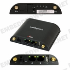 Cradlepoint COR-IBR600LPE-VZ 4G LTE CAT 4 w/ 3G Fallback Router: Indoor with Cellular Failover with WiFi Verizon Certified