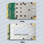 Doodle Labs ACM-DB-3 / 802.11 ac/b/g/n 3x3 MIMO / MMCX / PCI-Express Full-Size MiniCard