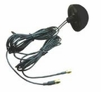825-950/1800-2100 MHz / 3dBi-GSM, 28dBi-GPS gain Vehicle Mount GSM/GPS Antenna