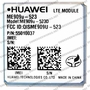 Huawei ME909U-523D 4G LTE w/ 3G Fallback Module: LGA Surface Mount with GPS AT&T - USA Certified