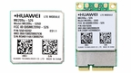Huawei ME209U-526D-MINICARD 4G LTE Single Mode Module: MiniCard PCI-E Verizon Certified