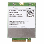 Huawei ME936 4G LTE /3G HSPA+ (USA) M.2 (NGFF) with GPS AT&T - USA Certified