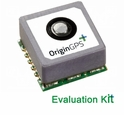 OriginGPS Multi Micro Hornet ORG1510-R01 EVK / Evaluation Kit - GPS-GNSS Receiver Module with Integrated Antenna