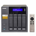 QNAP TS-453A (8GB RAM version) 4-Bay Professional-Grade Network Attached Storage, Supports 4K Playback (TS-453A-8G-US)