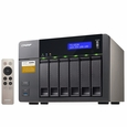 QNAP TS-653A 6-Bay Professional-Grade Network Attached Storage, Supports 4K P...