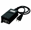 Ruckus Wireless--Power over Ethernet (802.3at PoE) Adapter (10/100/1000 Mbps) with US power adapter