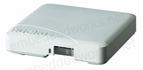 Ruckus Wireless ZoneFlex R600 dual-band 802.11abgn/ac Wireless Access Point, 3x3:3 streams, BeamFlex+, dual ports, 802.3af PoE support.