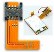 SIM Card to PCI-Express Wrap-On Flex Adapter
