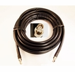 SMA male with 30 feet of CLF400 (low-loss) cable +SMA-male connector