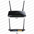 TP-Link TL-WDR3600 / 802.11a/n @ 5GHz, 802.11b/g/n @ 2.4GHz / N600 Wireless Dual Band Gigabit Router