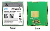ZTE MC2261-VERIZON 2G CDMA / 1xRTT Module: LGA Surface Mount Verizon - USA Certified