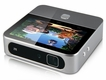 """ZTE SPRO 2 (WiFi Only) MF97G / Android Projector with 5"""" Touch Screen (200 Lumens/ 1280x720). Portable 6300mAH batterry, WiFi, Bluetooth. Built in HDMI, USB, microSD slot."""