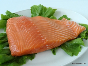 Columbia River King Salmon - Fillets