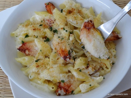 Dungeness Crab Mac and Cheese - 2.5 lb