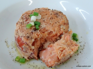 Smoked Chinook Salmon