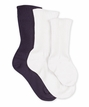 1145 Mercerized Cotton Crew Sock
